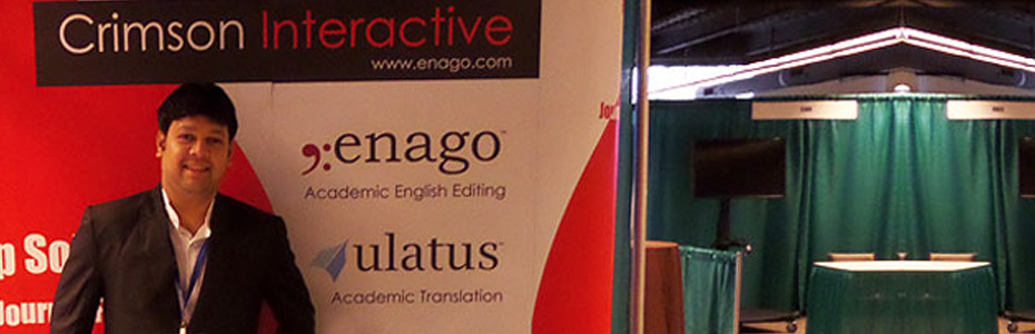 Crimson-Enago-Attends-the-Society-for-Scholarly-Publishing