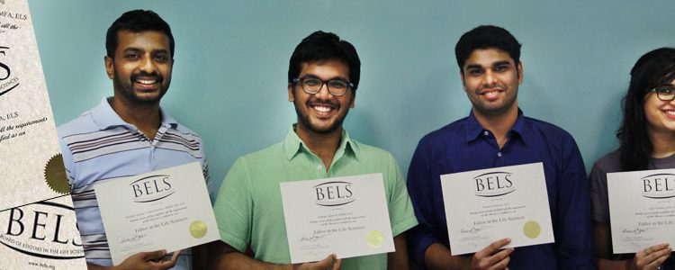 BELS-Certification