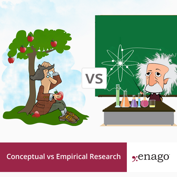 Conceptual vs Empirical Research