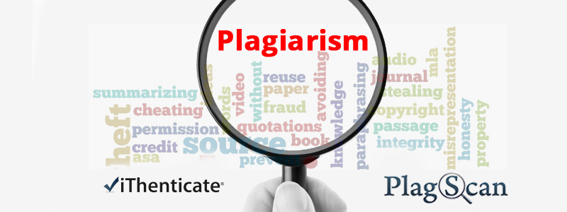 partners ithenticate and plagscan to offer plagiarism a leading provider of english language editing and publication services has partnered ithenticate and plagscan to offer plagiarism check