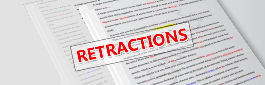 retractions