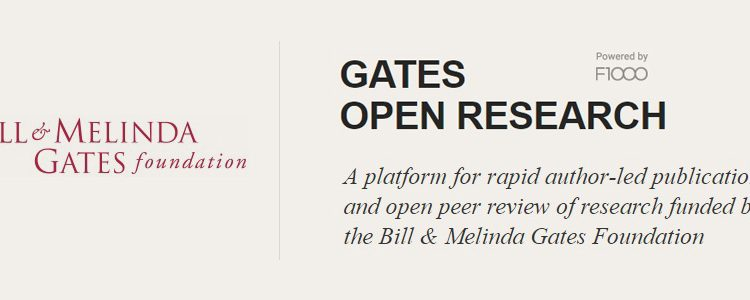 Gates Open Research