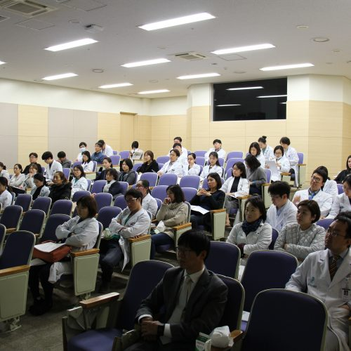 Author Workshop at Asan Medical Center