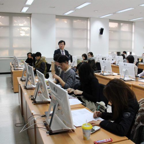 Author Workshop at Korea University