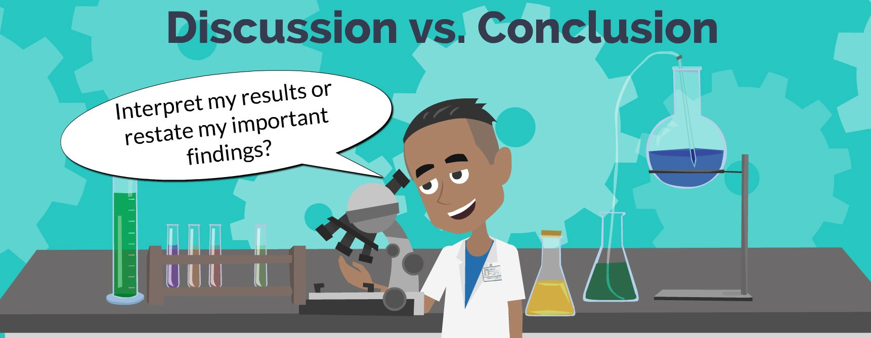 Discussion Vs. Conclusion