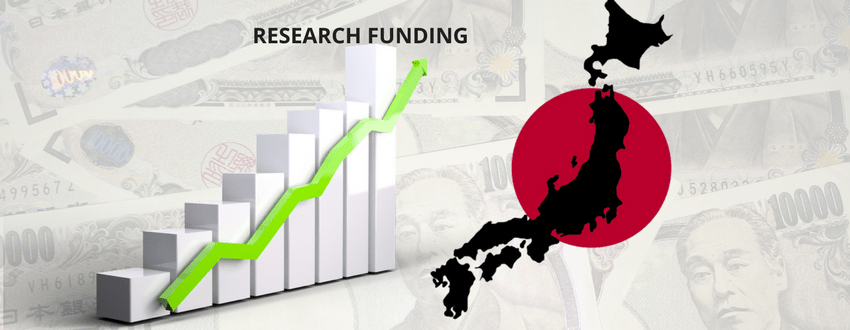 Japan boosts research funding
