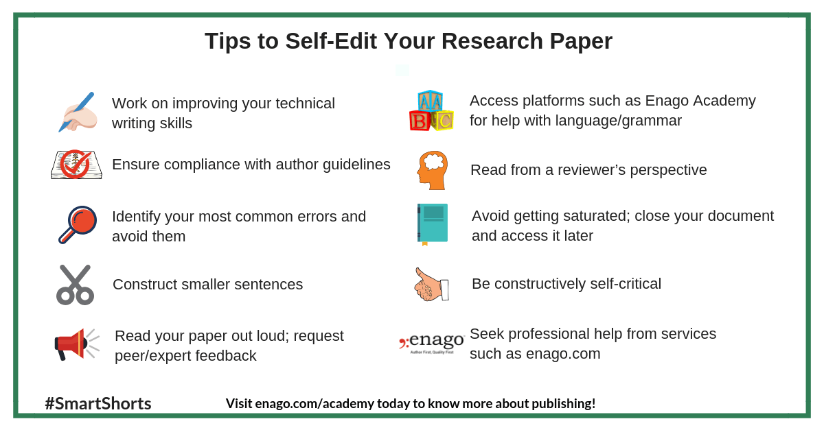 Research Paper Tips