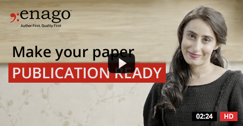 Watch this video to compare the editing services offered by Enago