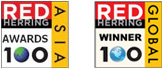 Red Herring Top 100 Asia and Global Awards