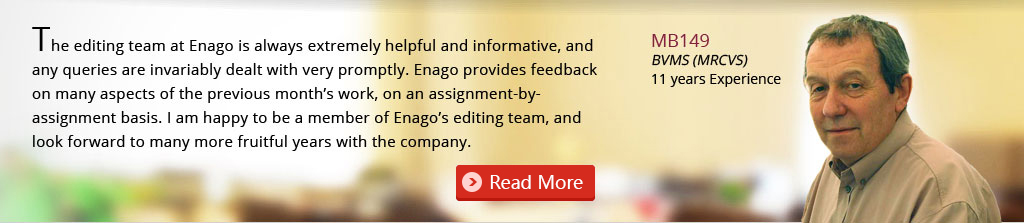 editing career: freelancing Editor job opening, career at enago