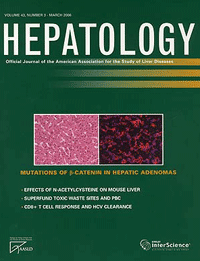 Journal: American Association for the Study of Liver Diseases