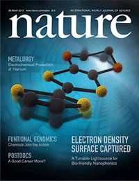 Journal: Nature Publishing Group