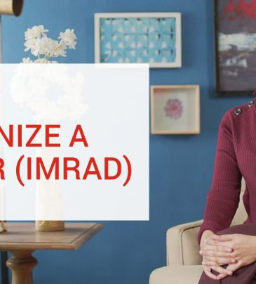 Structure of an Original Article: Title to Conclusion (IMRAD)