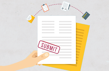 Submit research paper